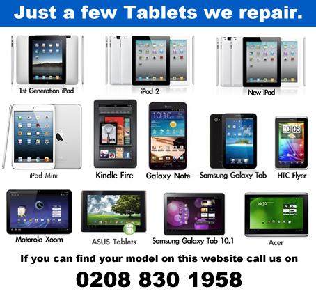 Trade Tablet Repair